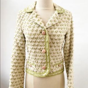 Marc by Marc Jacobs Floral Blazer
